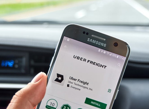 Uber sells $500 Mn stake in its freight business as the ride-hailing giant works to conserve cash