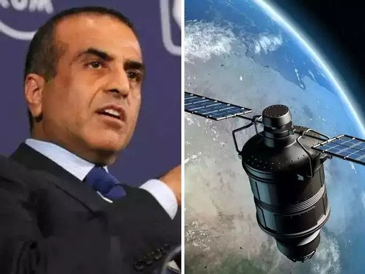 Sunil Mittal teams up with UK PM Boris Johnson to bid for a satellite firm backed by SoftBank