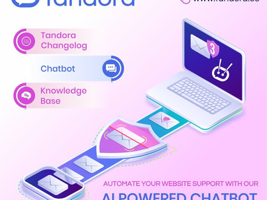Tandora is a first of its kind Changelog SaaS product built out of India