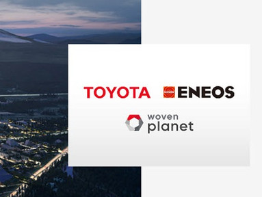 Toyota partners with Japanese company ENEOS to explore a hydrogen-powered Woven City