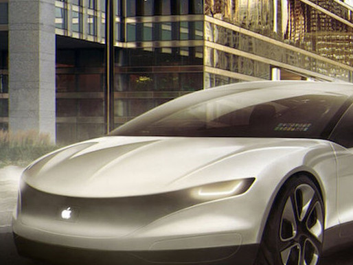 The 'Apple Car' is still alive, and it may arrive in 2024