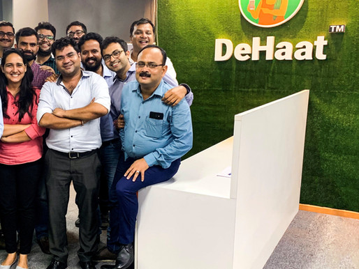 DeHaat raised $30 mn Series C investment led by Prosus Ventures, RTP Global