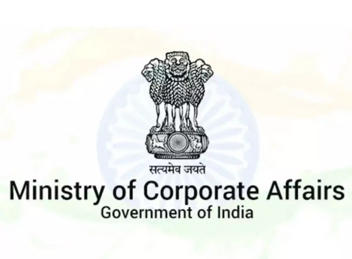 Ministry Of Corporate Affairs Change Deposit Rules For Startups