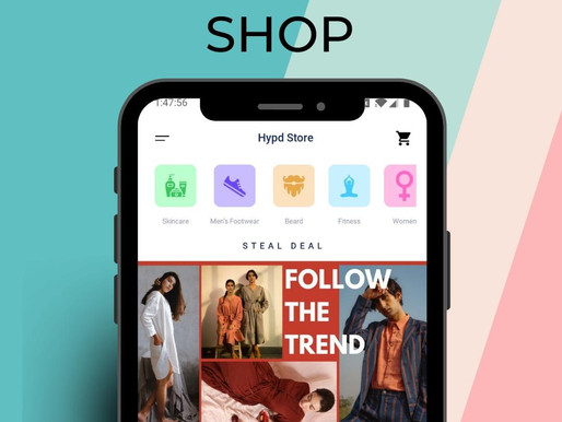 Content commerce app Hypd Store raised pre-seed investment from ScoopWhoop
