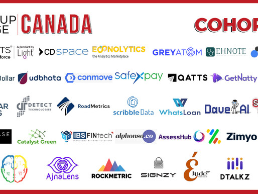 Startup Reseau announces 35 Indian B2B Startups shortlist for Startup Bridge Canada Program