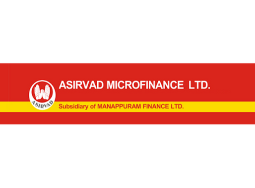 Asirvad Microfinance raises Rs 220 cr from Invest in Visions GmbH