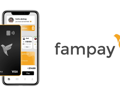 FamPay Launches Numberless Payments Cards For Teens
