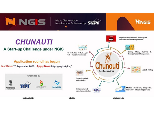 "IT Ministry launches ""Chunauti"" challenge for next-generation startups"