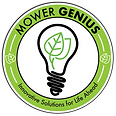 Mower Genius Logo