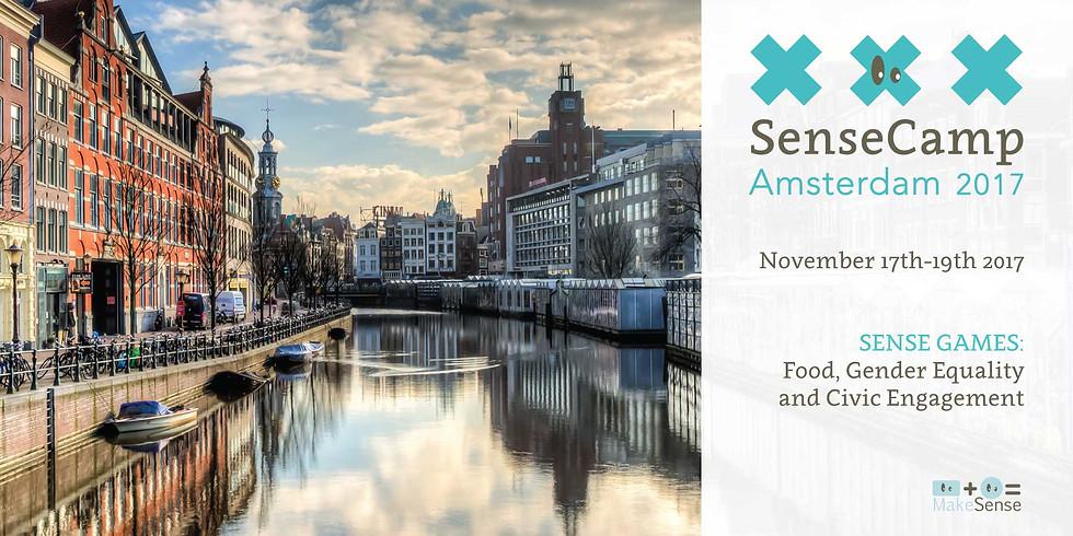 SenseCamp Amsterdam 2017