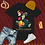 Thumbnail: Island Teddy | T-shirt (White, Black)