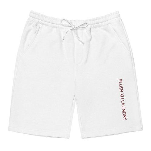 PLUSH XLI LAUNDRY   Men's Shorts (White, Black, Gray)