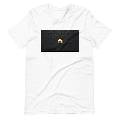 Golden Flower | T-Shirt (Black, Gold | White, Gold)