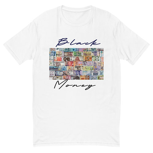 The Black Money Collection Tee   T-shirt (White)