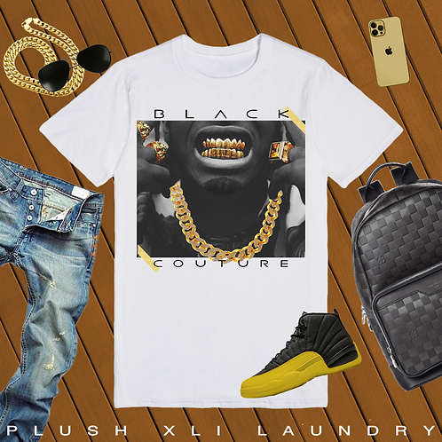 All GOLD Everythang | T-shirt (White)