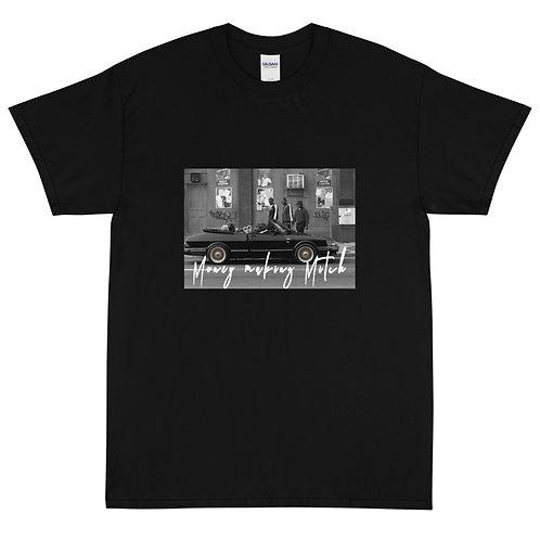 Money Making Mitch | T-Shirt (White, Gray | Black, Gray)