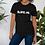 Thumbnail: BLACK=ME.   T-shirt (White, Black/Black, White)