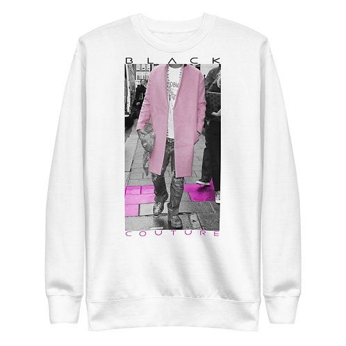 Black Couture | Pink NYC | T-shirt (White)