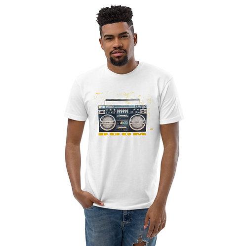 Plush Frequency | T-shirt (White | Black)