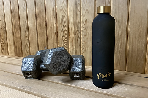 Plush XLI Laundry | Water Bottle