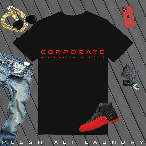 """""""Corporate with a little street"""" 