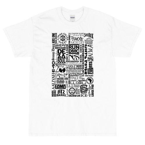 Legends | T-shirt | (White, Black)