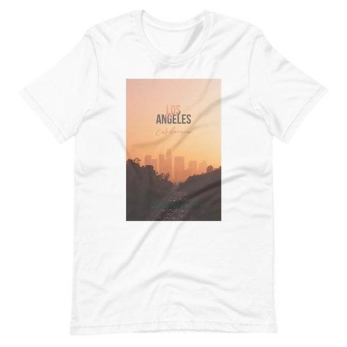 LA Sky | T-shirt | (White | Black)