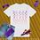 Thumbnail: Black Couture | No need to scramble | T-shirt (White | Pink)