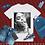Thumbnail: After 5 Up in Smoke   T-shirt (White   Black)