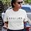 Thumbnail: BOU - JEE | T-Shirt (White, Black)