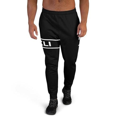 PX XLI | Men's Joggers | Black, White