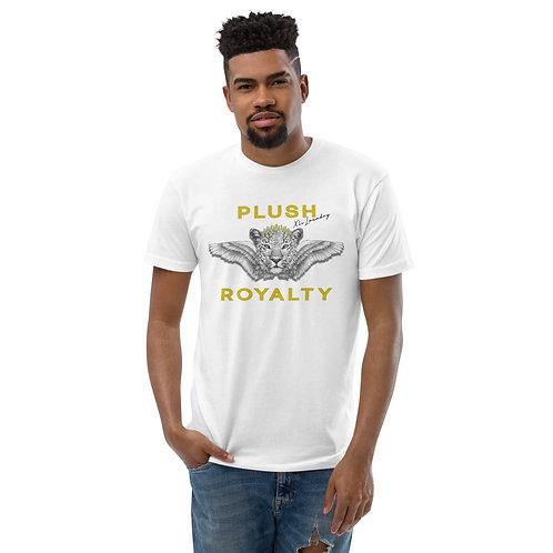 R• O•Y•A•L•T•Y 👑T-shirt (White, Gold)