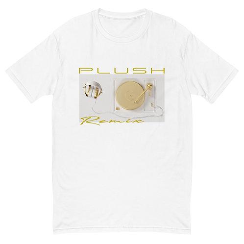 Plush Radio | T-Shirt (Black, Gold | White, Gold)