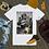 Thumbnail: Black Couture - B Box Swag | T-Shirt (Black, White)