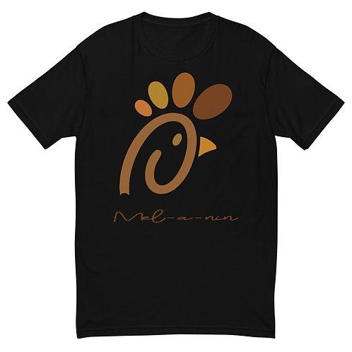 Mel-a-nin | T-Shirt (White, Melanin | Black, Melanin)