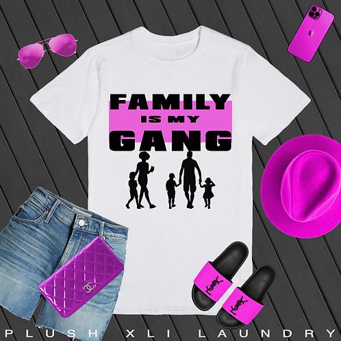 Family Gang | T-Shirt (White)