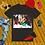 Thumbnail: Black Couture | B Boy Style | T-shirt (White | Black)