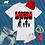 Thumbnail: Family Gang   T-Shirt (White)