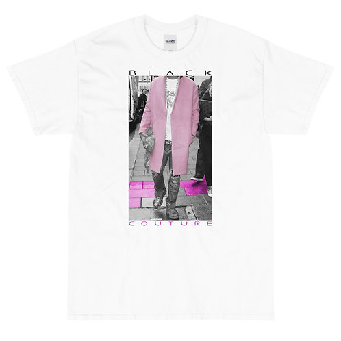 Black Couture | NYC | T-shirt (White)