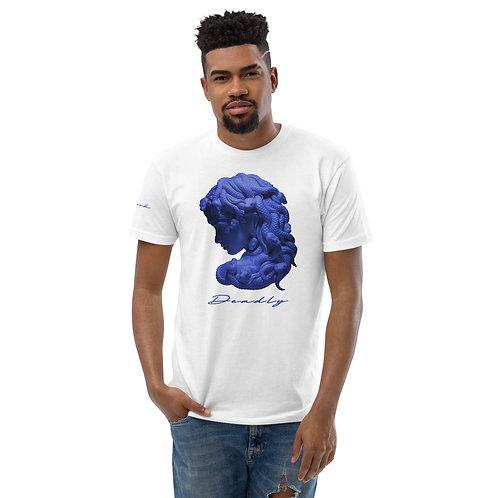 muh·doo·suh T-shirt (White/Blue, Black/Blue)