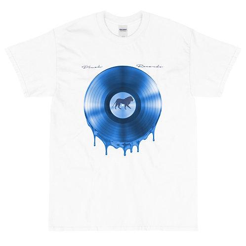 Plush XLI Laundry, Blues Music | T-Shirt | (White)
