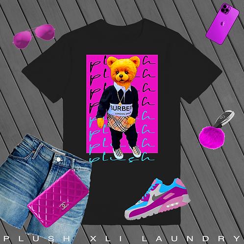 One Fresh Teddy | T-Shirt (Black | White)
