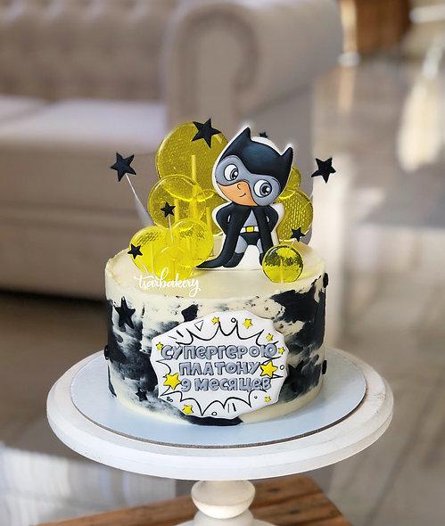 Торт для малыша: Бэтмен