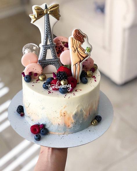 Торт Париж