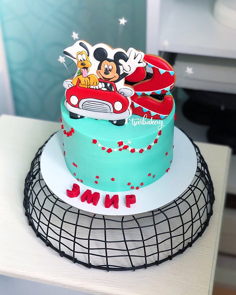 Торт Микки Маус