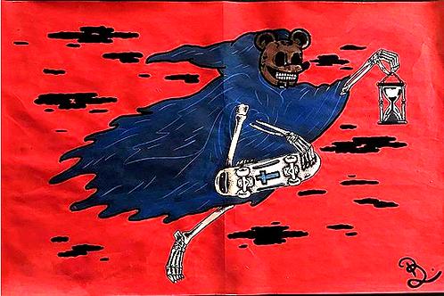 Ride Til You Die - Poster