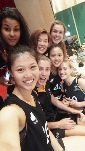 The Journey from Last to First Runner up: Introducing the U19 Girls Volleyball Team