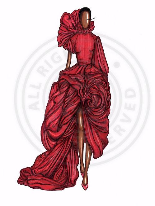 McQueen Rose