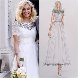 Fearne Cotton in Pucci