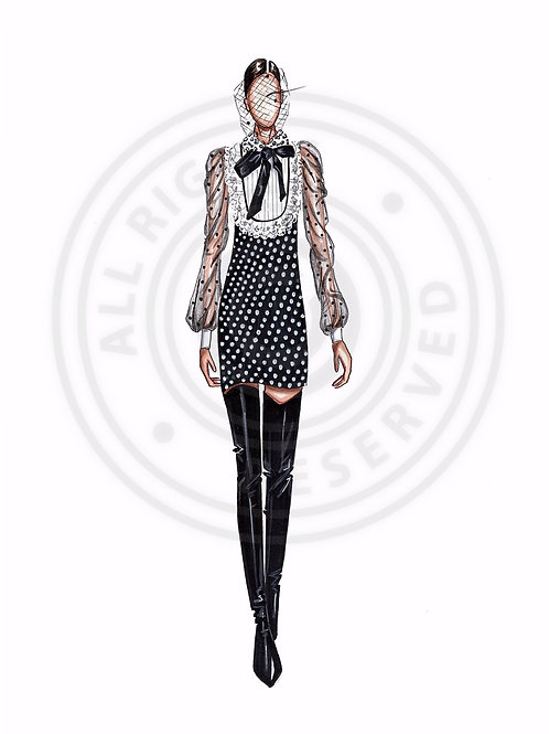 Polka Dot Couture